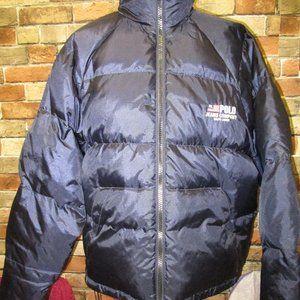 Men's Large Polo Ralph Lauren Puffy Jacket